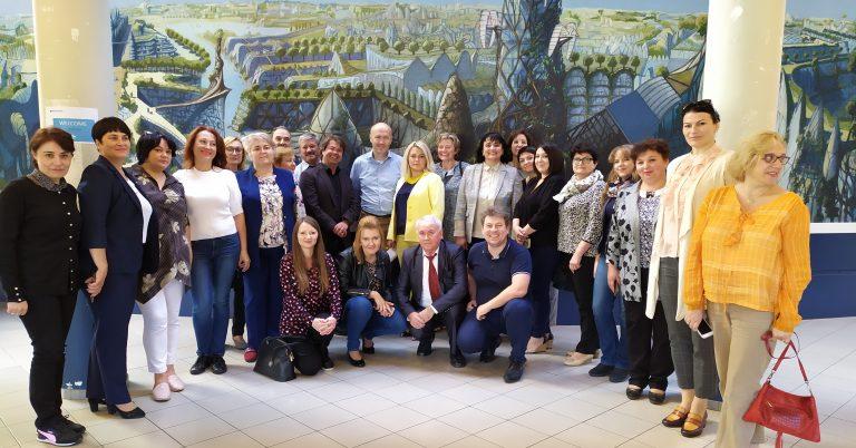 Septembrie 2019 Stagiu LLL la Universitatea Catolică Louvain